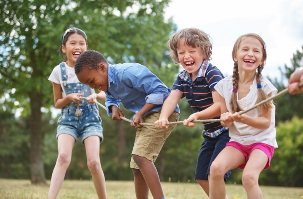4 Outdoor Activities For Kids To Make The Summer Awesome!