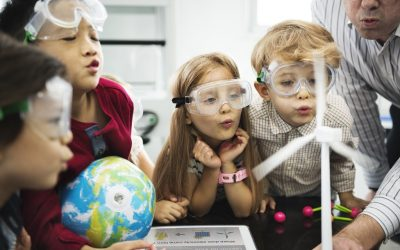 How To Get Kids To Take On The Responsibility Of Protecting Earth