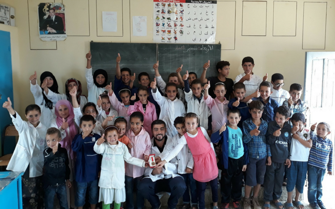 Hicham The Super Prof – Transforming Education In Morocco